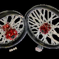 18x4,25 CRF 1000 Africa Twin 16- Rear Wheel (Anodized hub)