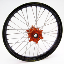 19x2,50 KTM 790-1290 Adventure Front Wheel (Anodized hub)