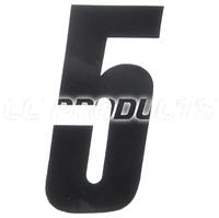 Siffror 17 cm