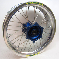 17x5,00 Husqvarna 02- Rear Wheel