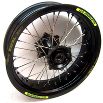 17x4,50 Husqvarna 02- Rear Wheel
