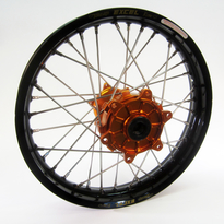 18x2,50 KTM 950-990 Adventure 03-12 Rear Wheel (Anodized hub)