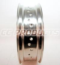 17x5,00 SM Pro Silver Fälg 36 Hål