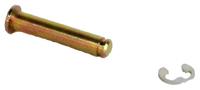 Bult/clips för radiellt grepp