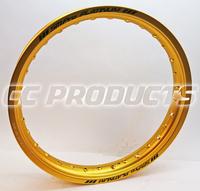 18x2,15 SM Pro Platinum Guld Fälg 32 Hål