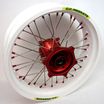 17x4,25 CR/CRF 02- 125-450 Rear Wheel