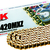 RK GB420 MXZ gold 132 Links