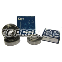 Koyo lager 6204-2RS 20x47x14
